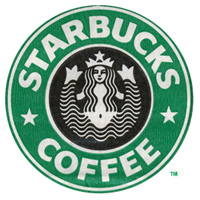 printable starbucks logo