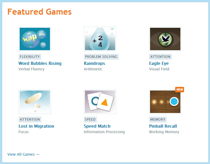 feature games Lumosity Review: Read This Before Signing Up