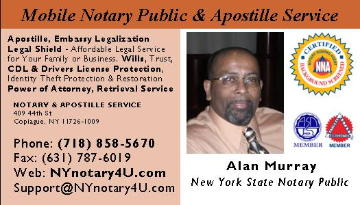 ny notary public How to Make Money As a Notary Public