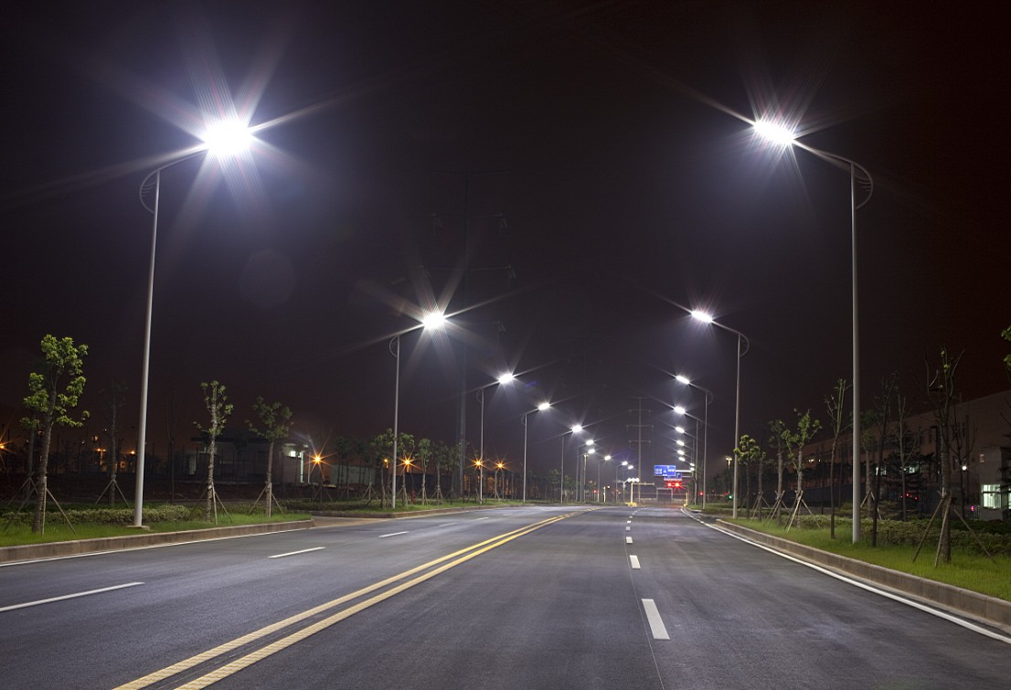 led street lights The Quiet Revolution Of LED Lighting