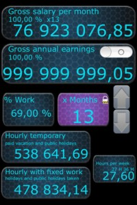 Salary Negociator App Review