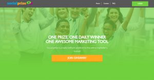 social prize review