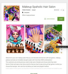 Makeup Spaholic Hair Salon