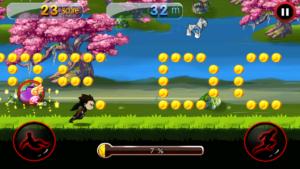Dragon Ninja Rush 2