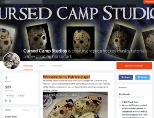 Cursed Camp Studios