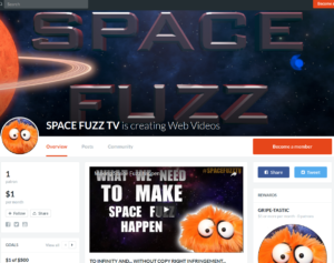 SpaceFuzzTV