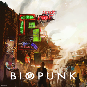 Biopunk Logo