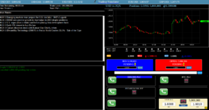 Trading Screen Simulator