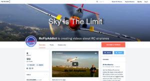 RC Airplane Videos