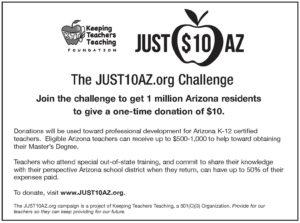 Keep Teachers Teaching AZ