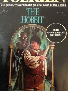 Hobbit Cover, 1980s