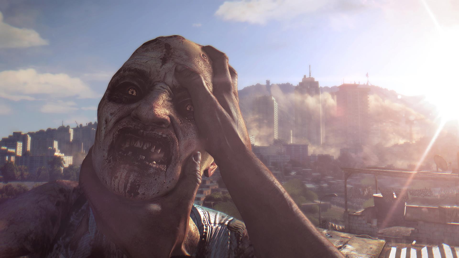 Dying Light Video Game Screenshot