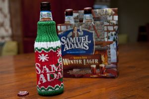 Ugly Christmas Beer Sweater