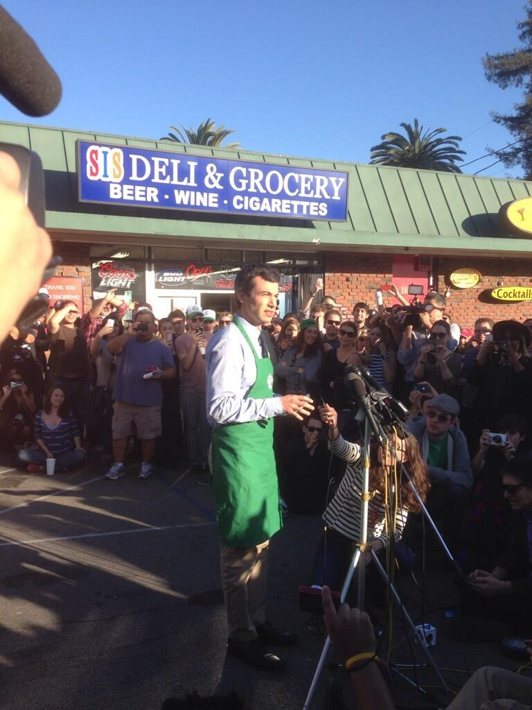 Dumb Starbucks CEO