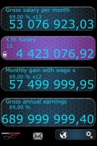 Salary Negociator App