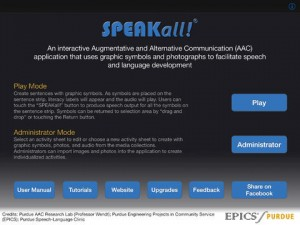 SPEAKall! App 1