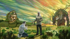 Shaman's Wisdom. The Gates of Eternity.