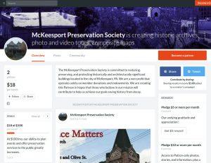 McKeesport Preservation Society