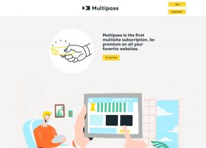 Multipass site