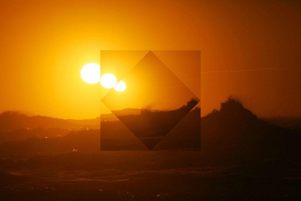 Polyscape Sun