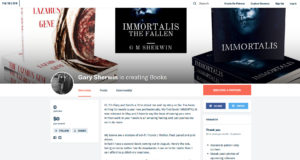 Patreon Book Gary Sherwin
