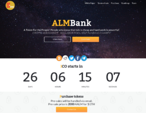 ALM Bank Site Review