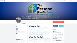 The Personal Growth Channel Patreon