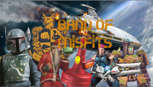 Band Of Misfits Channel Banner